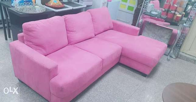 L shape sofa for sale free delivery