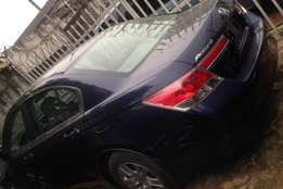 Tokunbo clean Honda Accord 012 with accidentally free