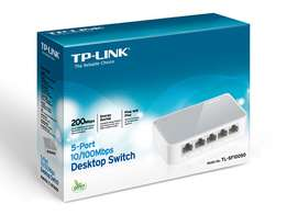 TP-Link 5-Port Switch TL-SF1005D at Steliam Tech Solutions