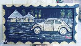 Back to the village Art Work