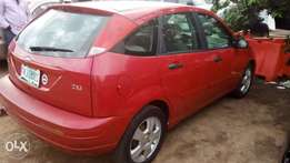 Registered tokunbo ford focus 04