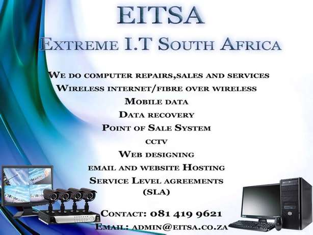 Eitsa Extreme I.T South Africa Three Rivers - image 3