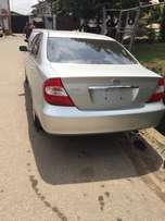 2004 accident free Toyota camry