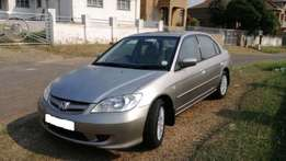 Honda Civic VTEC R25000