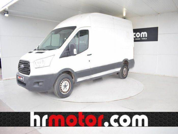Ford Transit Ft 350 L3 Chasis Ambiente 100 - 2015