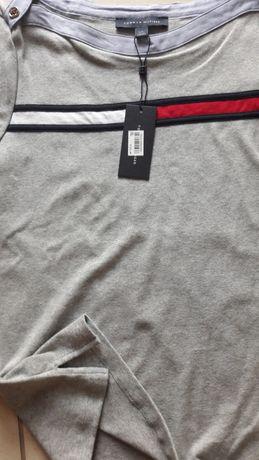 635c9364bfeae Tommy Hilfiger damska bluzka koszulka L z USA Marki - image 6