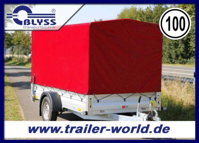 Blyss Vollalu Anhänger 256x131x160cm Anhänger 1300kgGG