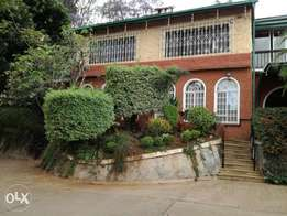 secluded located⅓ acre plot for sale Westlands