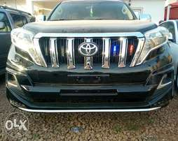 2015 Land cruiser Prado