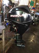 25hp Mercury 4stroke