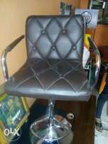 Super quality leather bar stool