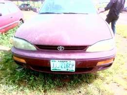 First body Toyota Camry Orobo 4sale