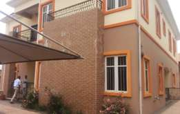 Massive 5 bedroom detach duplex with a bq and pool omole phase 2. 140m