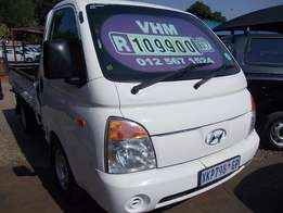 Hyundai H100 2.6D Dropside in Good Condition.