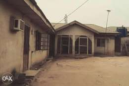 3 bedroom and 2bedroom semidetached bungalow for sale at Itamaga