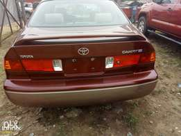 Tican cleared Toyota Camry for sale