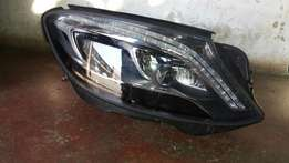 Headlamps for w 222 new s class