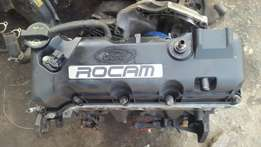 Ford Bantam rocam 1.3 cylinder head for sale in good conditi