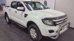 2014 Ford Ranger 2.2TDCi XLS Double Cab 4x2