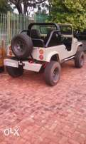 Willy's jeep cj6