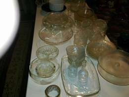 Pyrex and other glass bowls
