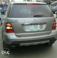Less than a Year Used 2008 Mercedes-Benz ML 350, Perfect Engine