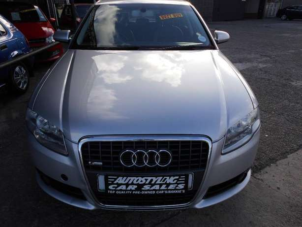 Autostyling Car Sales-East London-07 Audi A4 2.0L S/Line only R99995 ! East London - image 2