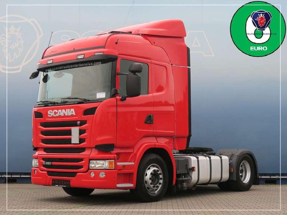 Scania R450 LA4X2MNA SCR ONLY - 2015