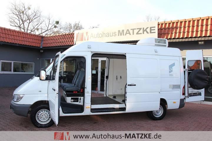 Mercedes-Benz Sprinter 313CDI 6KW Generator Ausbau TÜV 2021 - 2003