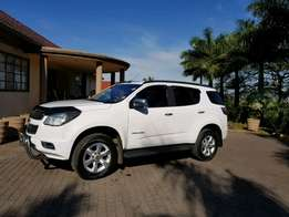 Chevrolet Trailblazer Auto 2.8 LTZ