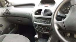 2008 Peugeot 206 Coupe