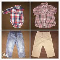 Boys Clothes In Great Condition for Sale