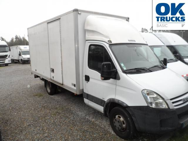 Iveco Daily 35C18FE4 Euro4 - 2008