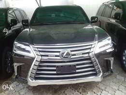 Toks Lexus 570 available for sale