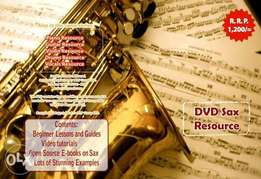 Saxophone NOTES and VIDEO tutorials for just 1200