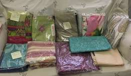 bedsheets with pillow covers