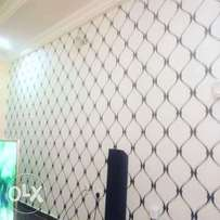 Wallpaper and painting services