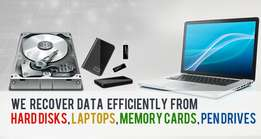 Professional Data Recovery | All Drives, RAID, SSD, SD & iPhones