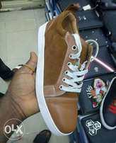 Nice brown Hermes shoe