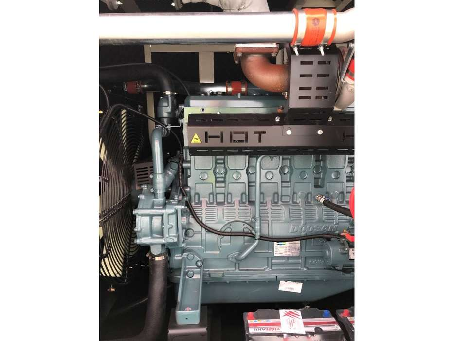 Doosan P126TI - 275 kVA Generator - DPX-15551 - 2019 - image 6