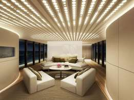 No. 1 ceiling designs