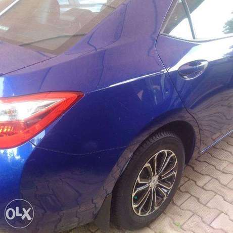 Foreign Used Toyota Corolla 2016 Model Wuse 2 - image 2
