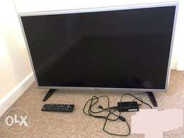 Brand New 43 inches LED LG TV