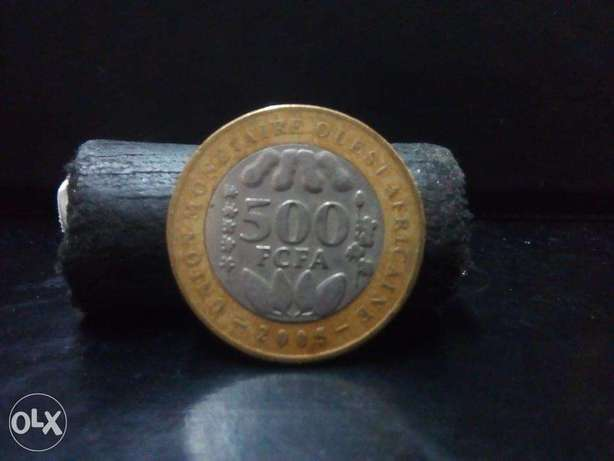 West african Coin