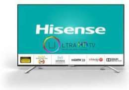 Hisense 55 inches Smart Tv 2017 Model with delivery services