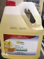 4 litres Omni Canola Oil from Canada - Wholesale Deal.