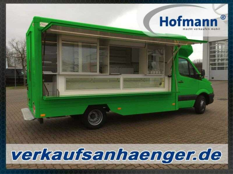 f591ff2681 Used Mercedes-Benz Iveco Shop   food trucks for sale in Germany ...