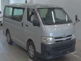 Toyota hiace 7l box matatu diesel 1KD engine, finance terms accepted