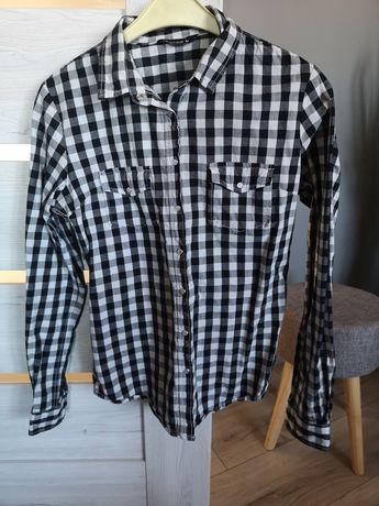 Koszula diverse w kratę Rawicz Osiedle 350 Lecia Rawicza
