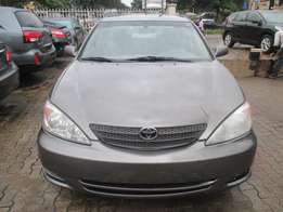 Very Clean Toyota Camry 03, Tokunbo